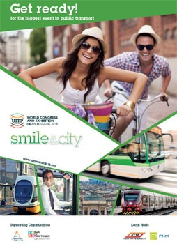 Vía Libre en el Congreso Mundial ´Smile in the city´